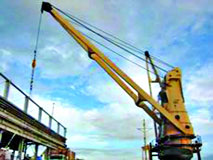 Tenders soon to buy 10 cranes for Ctg Port