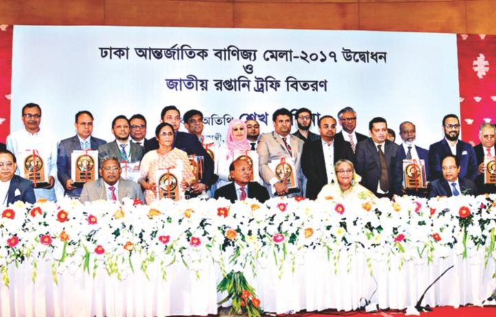PM opens Dhaka trade fair