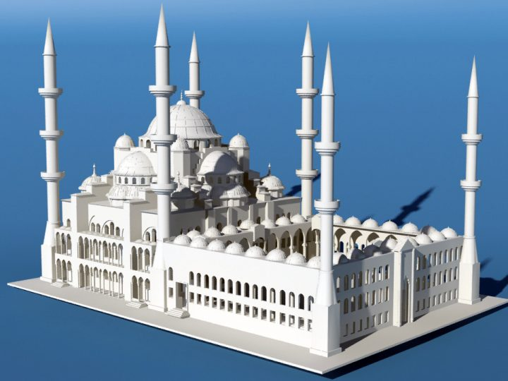 ECNEC approves building of model mosques at Tk 90.62b